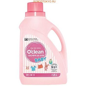 MUKUNGHWA «O`clean Baby Fabric Softener» Натуральный кондиционер для детского белья, 1,8 л.