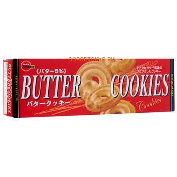 BOURBON Печенье сливочное, 112 г.Кондитерские изделия<br>Нежное сливочное печенье из Японии.   Энергетическая ценность: 37 ккал, белки 0,4 г, жиры 2 г, углеводы 4,4 г,натрий 18 мг.<br>