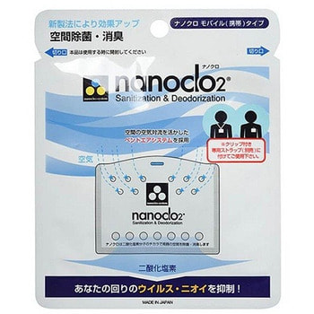 "PROTEX ""Nanoclo2"" Блокатор вирусов (подвеска), мягкая упаковка, 1 шт."