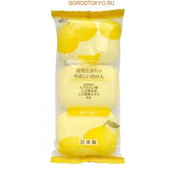 MAX Мыло туалетное с ароматом юдзу, 3 шт. по 80 гр.Туалетное кусковое мыло<br>Мыло образует густую мягкую пену, очищает и освежает кожу тела. Благодаря гиалуроновой кислоте не сушит кожу. Изготовлено по традиционному способу мыловарения (с мыльной основой из натуральных растительных компонентов). Экономично в использовании.  Обладает ароматом белых цветов.   Состав: мыльная основа, натрия гиалуронат, вода, EDTA-4Na, этидроновая кислота, диоксид титана, отдушка.<br>