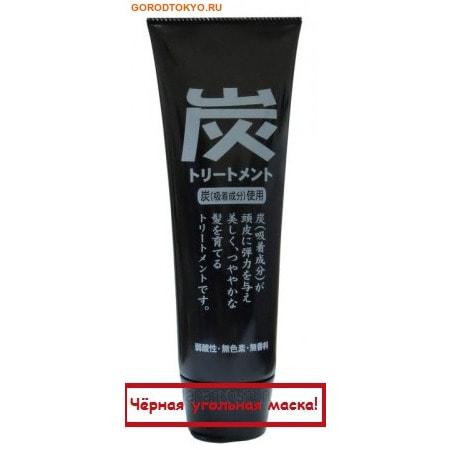 JUNLOVE Маска для волос с древесным углём, 250 гр.