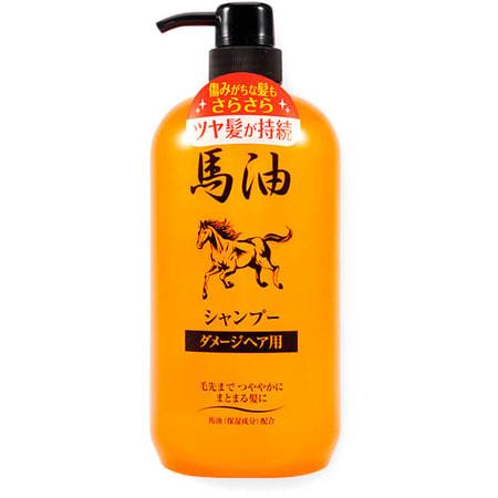 JUNLOVE Шампунь для волос, повреждённых в результате окрашивания и химической завивки, 1000 мл.