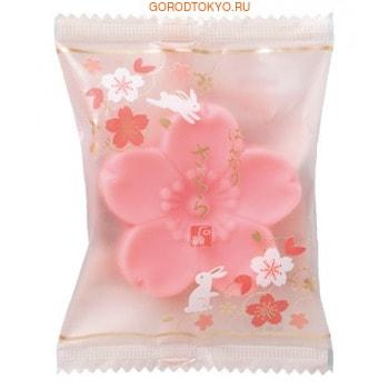 MASTER SOAP Косметическое туалетное мыло «Цветок», ярко-розовый, 43 г.