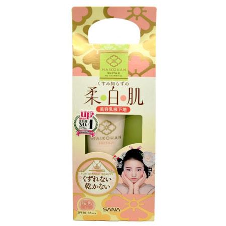 "Sana ""Skin care base SPF 30"" Увлажняющая основа под макияж с SPF 30, 25 г. (фото)"