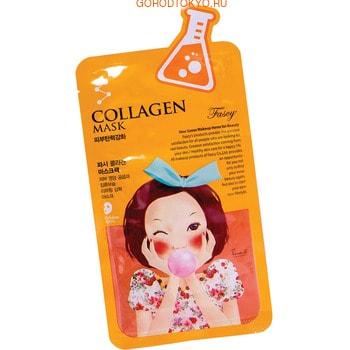 Fascy «Pungseon Tina Collagen Mask» Коллагеновая маска для лица, 26 г. от GorodTokyo