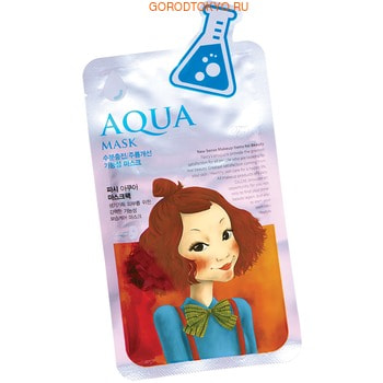 Fascy «Malgwalryngi Tina Aqua Mask» Увлажняющая маска для для чувствительной сухой кожи лица, 26 г.КОРЕЙСКАЯ КОСМЕТИКА<br>Увлажняющая маска для лица MALGWALRYNGI Tina Aqua Mask для сухой кожи содержит ледниковую воду и гиалуроновую кислоту.  Маска наполняет кожу влагой, восстанавливая и поддерживая естественный уровень увлажненности.  Смягчает и на длительное время сохраняет комфорт для чувствительной сухой кожи.  Не содержит минеральных масел, красителей, силикона и парабенов.  Способ применения: распределите маску на очищенную кожу лица и оставьте на 15-20 минут, затем снимите и дайте впитаться остаткам средства в кожу.  Состав: вода, глицерин, глицерет-26, бутиленгликоль, 1,2-Гександиол, ледниковая вода, гиалуронат натрия, бетаин,компонент водорастворимого сополимера акрилата натрия, лактобациллы/ соевый ферментированный экстракт, экстракт коры белой ивы, экстракт коры коричника китайского, экстракт листьев душицы обыкновенной, экстракт листьев кипарисовика туполистного, экстракт корней шлемника байкальского, экстракт портулака огородного, экстракт гуайявы, экстракт розы, экстракт листьев зеленого чая, каприлик триглицерид, керамид-3, гидрогенизированный глицерин, холестерол, ксантановая камедь, аденозин, отдушка.<br>