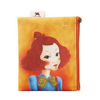 Фото WHITE COSPHARM «Malgwalryangi Tina Mini Pocket Pouch» Карманная косметичка.. Купить с доставкой