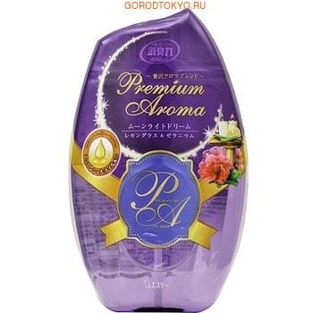 ST Shoushuuriki Жидкий дезодорант–ароматизатор для комнат с ароматом лемонграса и герани, 400 мл.Для комнаты<br>Серия дезодорирующих ароматизаторов Shoushuuriki - дезодорирующая сила для комнат, предлагает Вам букет восхитительных ароматов на любой вкус. Особенностью продукта является наличие в составе природных дезодорирующих компонентов, которые быстро и эффективно избавят от неприятных запахов, наполнив комнату мягким, изысканным ароматом.  Флакон ароматизатора с функцией регулирования интенсивности аромата обладает простым дизайном, идеально подходящим для комнаты.  Способ применения: вскройте пленку по линиям отрыва. Снимите верхнюю крышку, повернув ее, удалите только внутренний белый колпачек, после чего установите в первоначальное положение верхнюю крышку и поставьте изделие на ровную поверхность.  Состав: эфирные масла растений, ароматические вещества, поверхностно-активные вещества (неионогенное поверхностно-активное вещество, анион).<br>