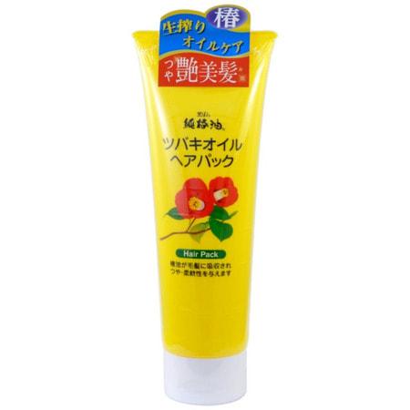 """Kurobara """"Camellia Oil Hair Pack"""" Восстанавливающая маска для повреждённых волос с маслом камелии японской, 280 гр."""