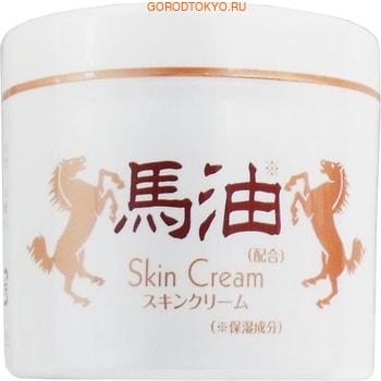 Hadariki «Aloge» Универсальный увлажняющий крем с лошадиным маслом, 270 г.Кремы, скрабы и другая косметика для ног<br>Универсальный увлажняющий и смягчающий крем с экстрактом масла лошади для ухода за кожей тела, рук и ног.  Увлажняет, питает и тонизирует кожу. Предотвращает сухость и шелушение.  Это эффективное средство, призванное бороться с различными недостатками кожного покрова, ухаживать за ним, сохраняя красоту и молодость.  Благодаря легкой текстуре быстро впитывается, не оставляя ощущения липкости.   Способ применения: нанести необходимое количество крема легкими массажными движениями.   Состав: вода, цетанол, минеральное масло, DPG, стеариновая кислота, масло лошади, частично гидрогенизированное масло лошади, сквалан, гидролизованный коллаген, гидролизованный шелк, токоферола ацетат, гиалуроновая кислота, полиэтиленгликоль-32, карбомер, полисорбат-60, стеарет-20, глицерил стеарат, гидроксид натрия, метилпарабен, пропилпарабен.<br>
