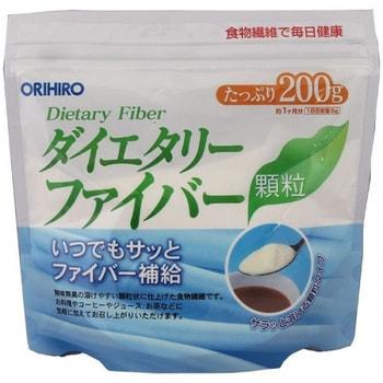 Orihiro Пищевые волокна, 200 г.