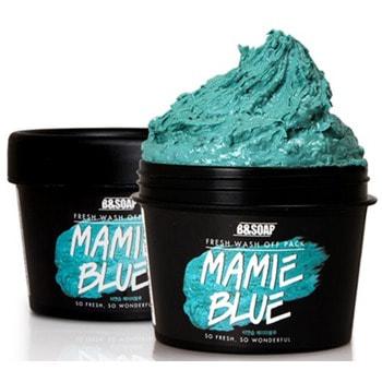 B&amp;SOAP «Mamie Blue» Увлажняющая маска, 130 гр.ДЛЯ КОЖИ СКЛОННОЙ К ВОСПАЛЕНИЯМ И УГРЕВОЙ СЫПИ<br>Обогащенная витаминами и минералами морская вода в составе увлажняющей маски интенсивно увлажняет кожу лица и улучшает ее цвет.  Маска отлично очищает загрязненные поры, улучшая состояние проблемной кожи, нормализует выработку кожного сала и тонизирует кожу.  Экстракт красных бобов удаляет омертвевшие клетки кожи, экстракт мяты перечной освежает, экстракт примулы повышает эластичность, экстракт прополиса оказывает противовоспалительное и восстанавливающее действие.   Применение: <br><br>Нанесите маску плотным слоем на очищенную кожу лица, избегая области вокруг глаз.<br>Оставьте на 5-10 минут до полного высыхания.<br>Тщательно смойте теплой водой.<br>Рекомендуется использовать 2-3 раза в неделю.<br><br>Состав: Sea Water, Kaolin, Glycerin, Diatomaceous Earth, Bentonite, 1,2 Hexanediol, Phaseolus Angularis Seed Powder, Euterpe Oleracea Fruit Extract, Propolis Extract, Tocopheryl Acetate, Phenoxyethanol, Xantham Gum, Oenothera Biennis (Evening Primrose) Oil, Mentha Piperita (Peppermint) Oil, Allantoin, CI 42090, Oryza Sativa (Rice) Powder, Water, Butylene glycol, Ehtylhexylglycerin.<br>