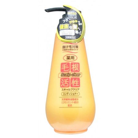 Фото JUNLOVE «Scalp Clear Treatment» Маска для укрепления и роста волос, против перхоти, 500 мл.. Купить с доставкой