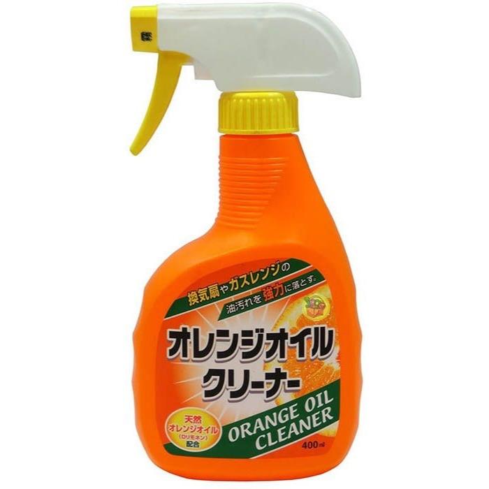 YUWA «Orange Man» Моющее средство для кухни против жировых загрязнений, 400 мл.