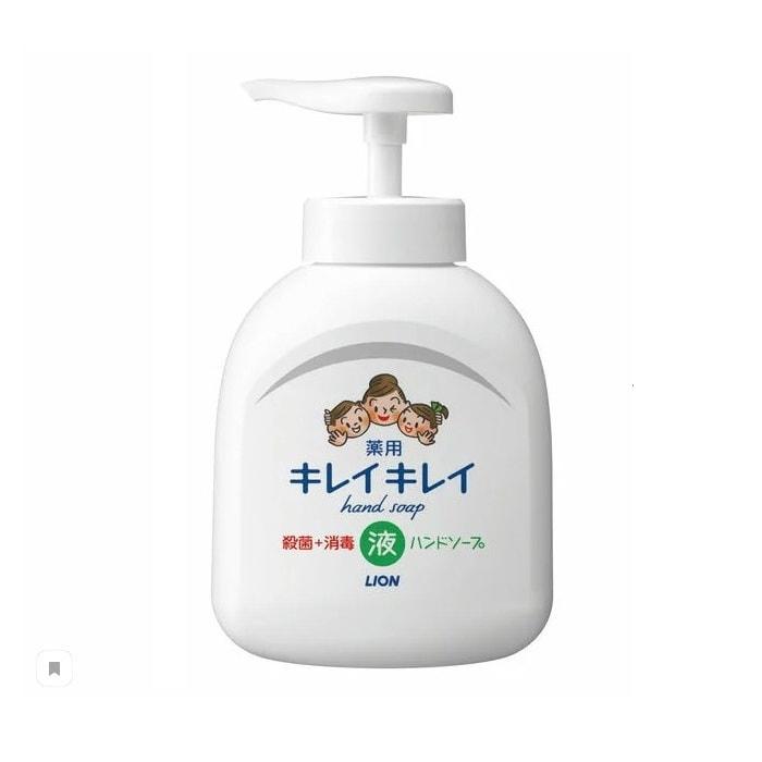 """LION Жидкое антибактериальное мыло для рук с ароматом цитрусов """"KireiKirei"""", 250 мл."""
