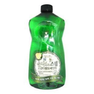 """KMPC """"NANO SILVER STEP Multi-Purpose Cleaner"""" Универсальное жидкое чистящее средство для дома, с серебром, 1100 мл., сменная упаковка."""