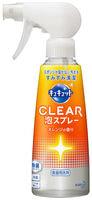 KAO «Kyukyutto» Пенящееся средство для мытья посуды, с ароматом апельсина, 300 мл.