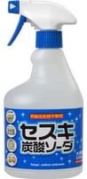 ROCKET SOAP Экологически чистое моющее средство для кухни на основе соды, 530 мл.