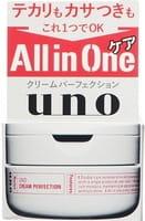 SHISEIDO «Uno» Мужской крем для лица «Всё в одном», 90 г.