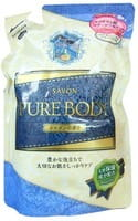 Mitsuei Увлажняющее крем-мыло для тела с гиалуроновой кислотой, коллагеном и экстрактом алоэ, с ароматом мыла, мягкая упаковка, 400 мл.