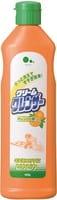Mitsuei Чистящий крем с ароматом апельсина (очищение без царапин), 400 г.