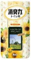 ST «Shoshuriki» Жидкий ароматизатор для туалета «Цветочное поле», 400 мл.