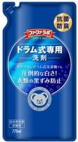 NISSAN «Drum-type dedicated detergent» Средство для стирки в машинах барабанного типа, с ароматом цветов и трав, мягкая упаковка, 770 мл.