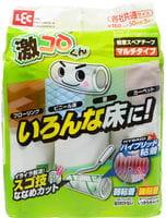 LEC Сменный ролик для чистки пола (ламината, кафеля, ковров, соломенных матов), 3 шт.