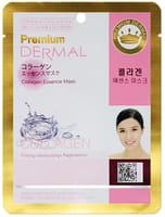 Dermal «Premium» Косметическая маска с повышенным содержанием коллагена «Коллаген», 25 г.