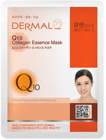 Dermal Косметическая маска с коллагеном и коэнзимом Q10 «Коэнзим Q10», 23 г.