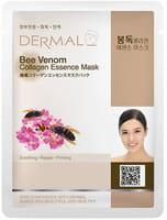 """Dermal Косметическая маска с коллагенои и пчелиным ядом """"Пчелиный яд"""", 23 г."""