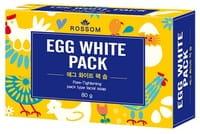 MUKUNGHWA «Egg White Pack soap» Туалетное мыло для ухода за лицом, с лецитином, 85 г.