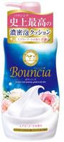 """COW 008280 COW Сливочное жидкое мыло """"Bouncia"""" для рук и тела с ароматом роскошного букета (дозатор) 500 мл /12"""