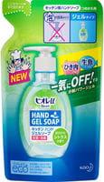 KAO «Biore U» Кухонное жидкое мыло для рук, цитрусовый аромат, запасной блок, 200 мл.