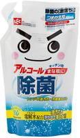 LEC Спрей для удаления жировых загрязнений на кухне, с дезинфицирующим эффектом, запасной блок, 300 мл.