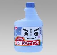 LEC Моющее средство для стекол, на основе щелочной воды, с дезинфицирующим эффектом, спрей, 520 мл, сменная упаковка.