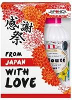 Japan Gateway «Voloute Moist» Набор подарочный «Сати» по уходу за волосами (шампунь + кондиционер).
