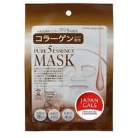 JAPAN GALS «Pure5 Essence» Маска с коллагеном, 1 шт.