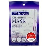 JAPAN GALS «Pure5 Essence» Маска с плацентой, 1 шт.