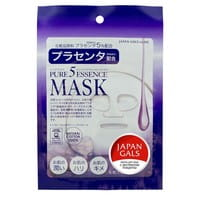 "Japan Gals ""Pure5 Essence"" Маска с плацентой, 1 шт."