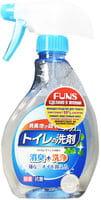 """Daiichi """"Funs"""" Средство моющее для туалета, с ароматом мяты, 380 мл."""