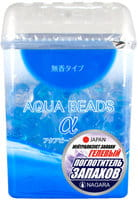 NAGARA «Aqua Beads» Арома-поглотитель запаха гелевый, 360 г.