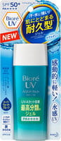 KAO «Biore UV Aqua Rich» Солнцезащитный увлажняющий гель для тела, SPF 50+, 90 мл.