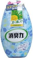 ST «Deodorant Force» Жидкий освежитель воздуха для комнаты против стойких неприятных запахов «Свежесть», 400 мл.