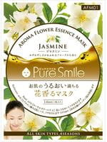 SUN SMILE «Pure Smile Aroma Flower» Смягчающая маска для лица, с маслом жасмина, 1 шт.