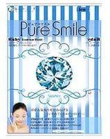 SUN SMILE «Pure Smile Luxury» Релаксирующая маска для лица, с микрочастицами сапфира, 1 шт.
