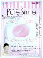 SUN SMILE «Pure Smile Luxury» Расслабляющая маска для лица, с микрочастицами розового кварца, 1 шт.