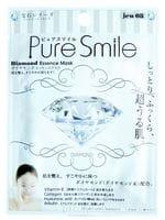 SUN SMILE «Pure Smile Luxury» Расслабляющая маска для лица, с микрочастицами алмаза, 1 шт.