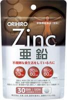 """Orihiro БАД Цинк и селен с хромом """"Орихиро"""", 120 таблеток."""