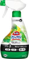 """KAO """"Magiclean Toilet"""" Моющее средство для туалета с дезодорирующим эффектом, мятно-цитрусовый аромат, спрей 380 мл."""